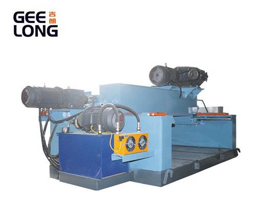 Log rounding machine